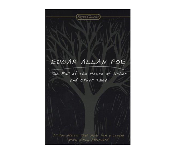 The Fall of the House of Usher, by Edgar Allan Poe