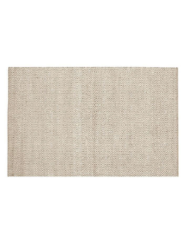 Duncan Diamond Natural Fiber Rug