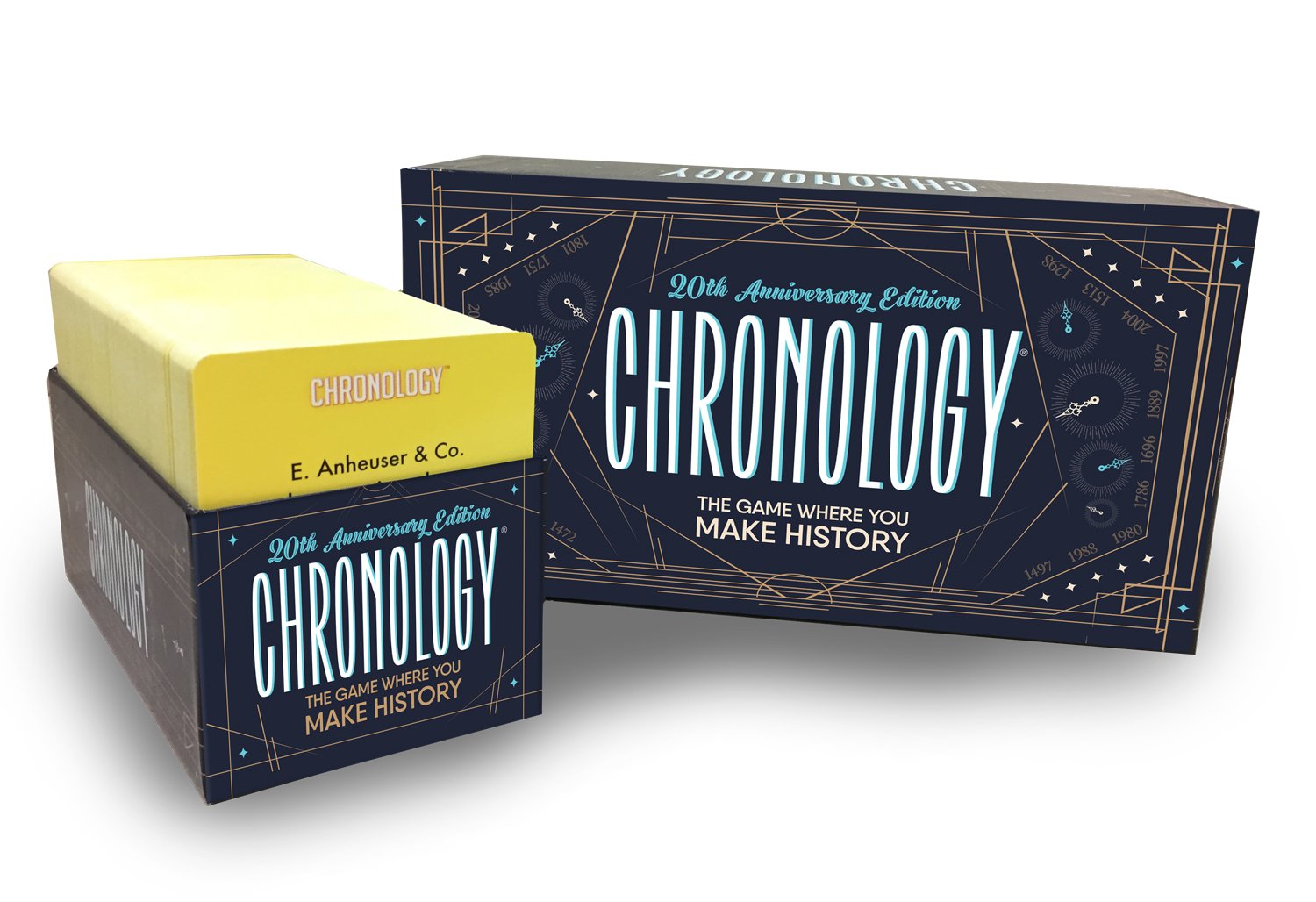 Good Gifts for Girlfriend on Amazon: Chronology: The Game Where You Make History