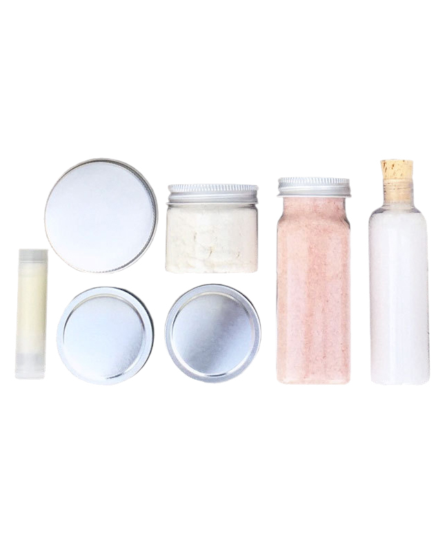 Design Your Own Spa Gift Set