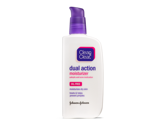 Clean & Clear Essentials Dual Action Moisturizer