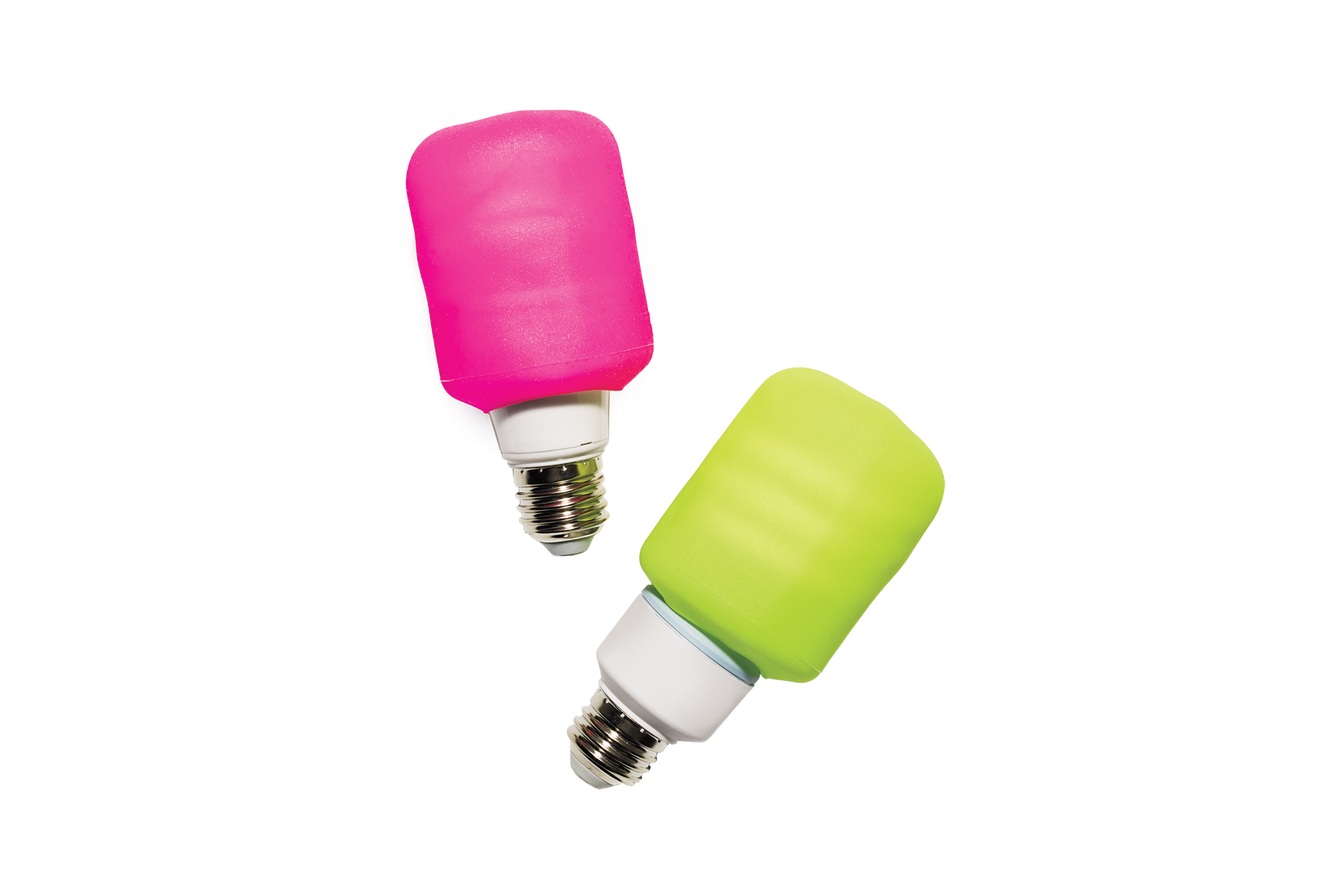 Moodies Colored Lightbulb Covers