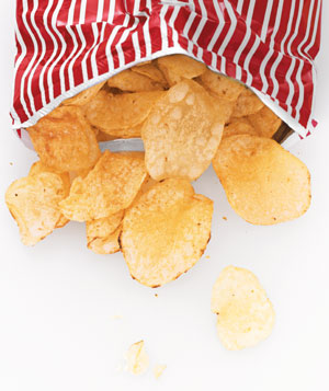 Best Unflavored Potato Chips
