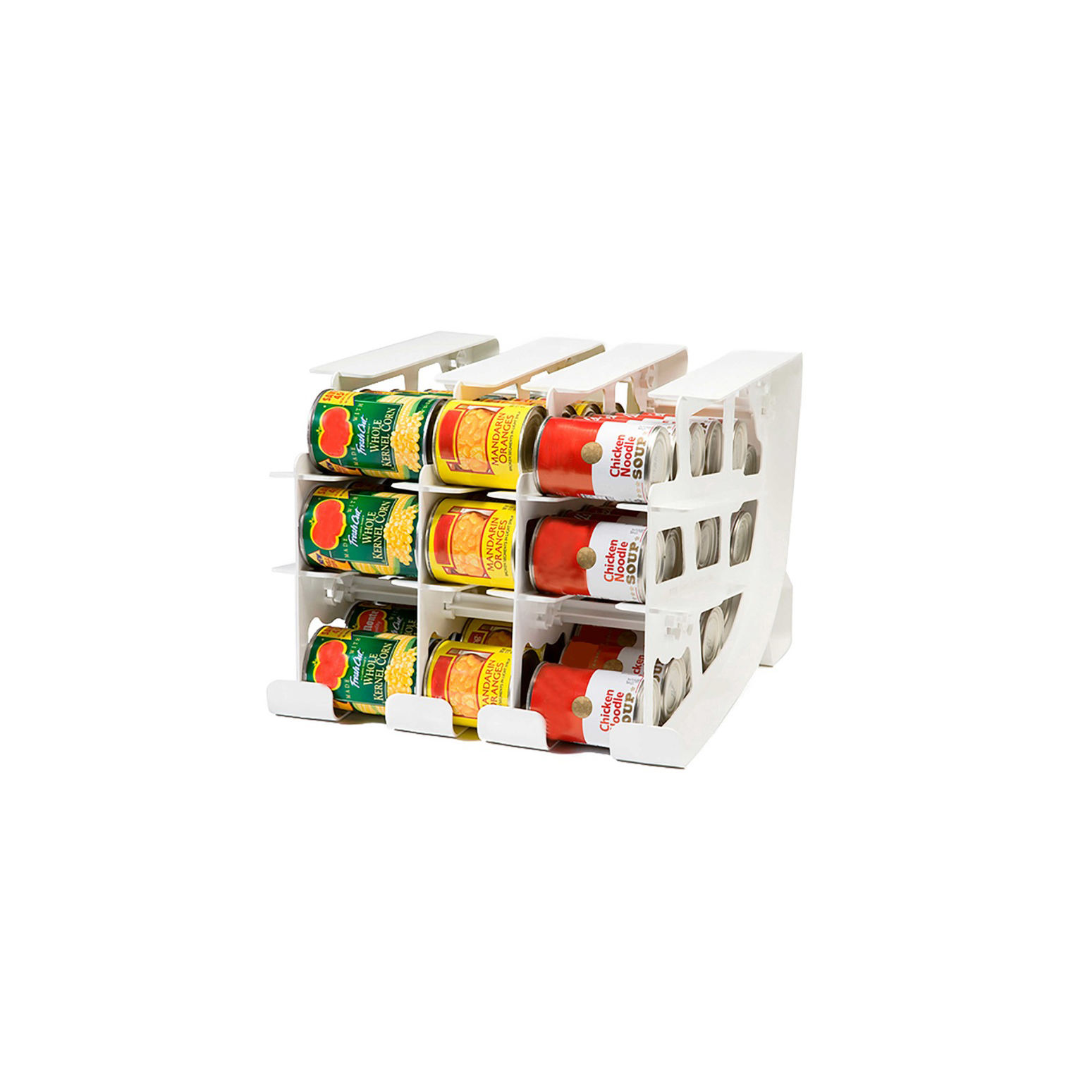 Can Tracker Food Storage Organizer