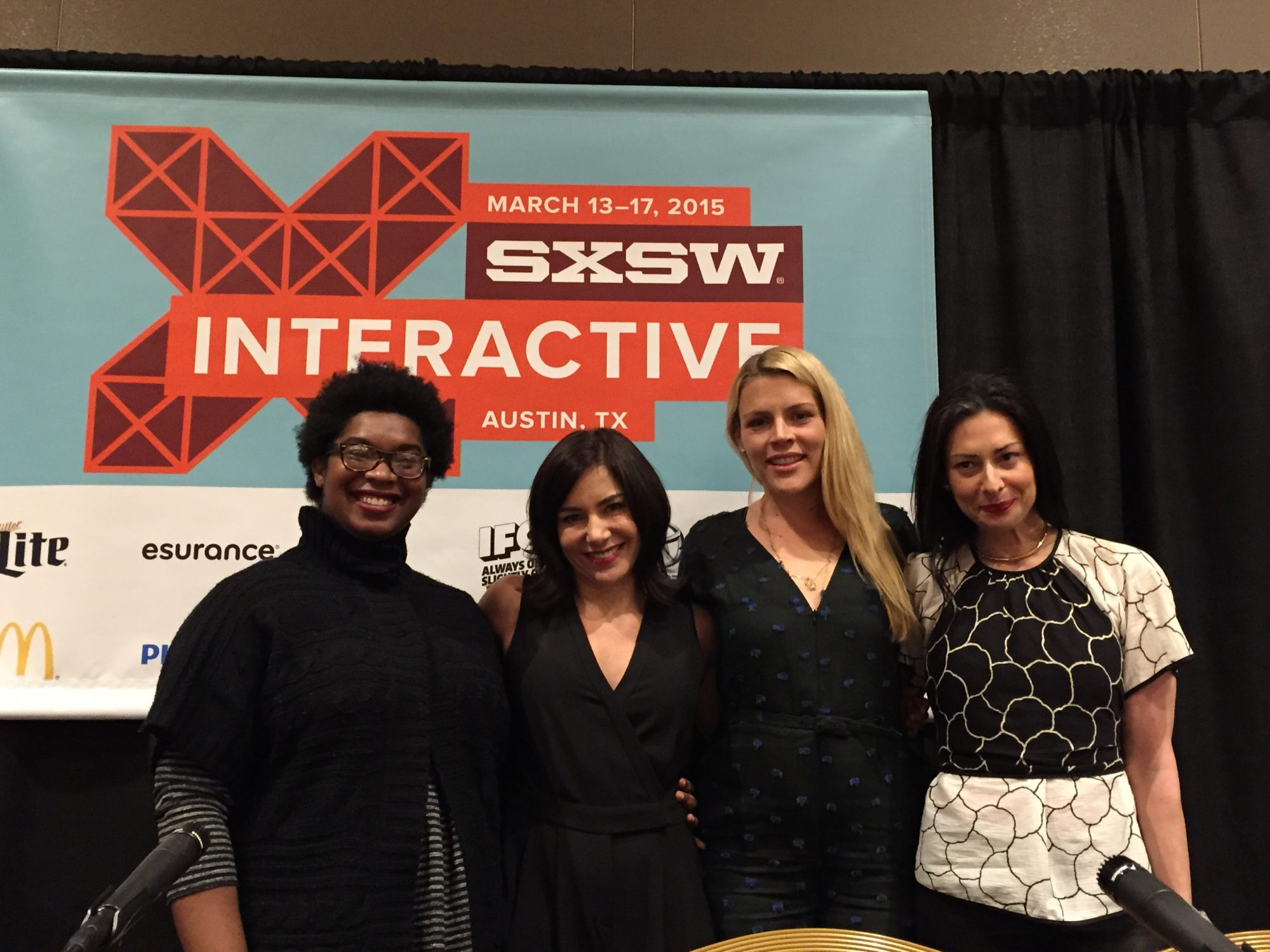south by southwest panelists