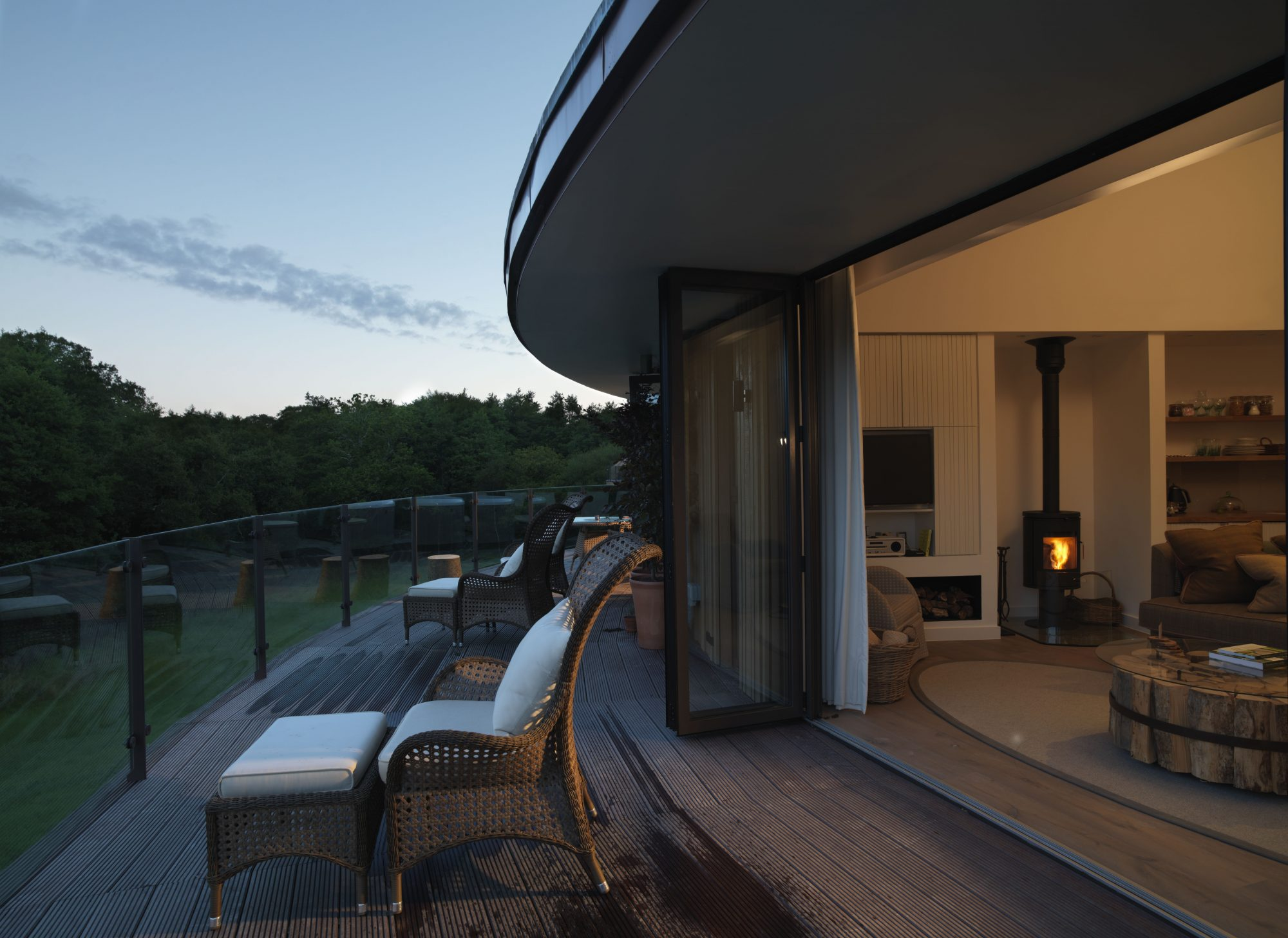 Treehouses at Chewton Glen