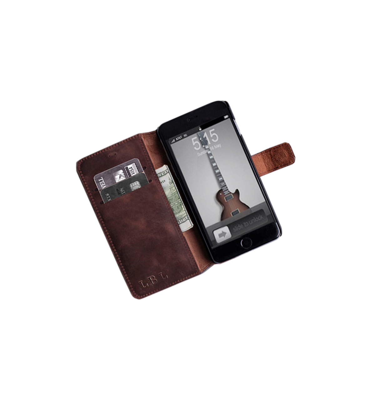 Personalized Leather Phone Case