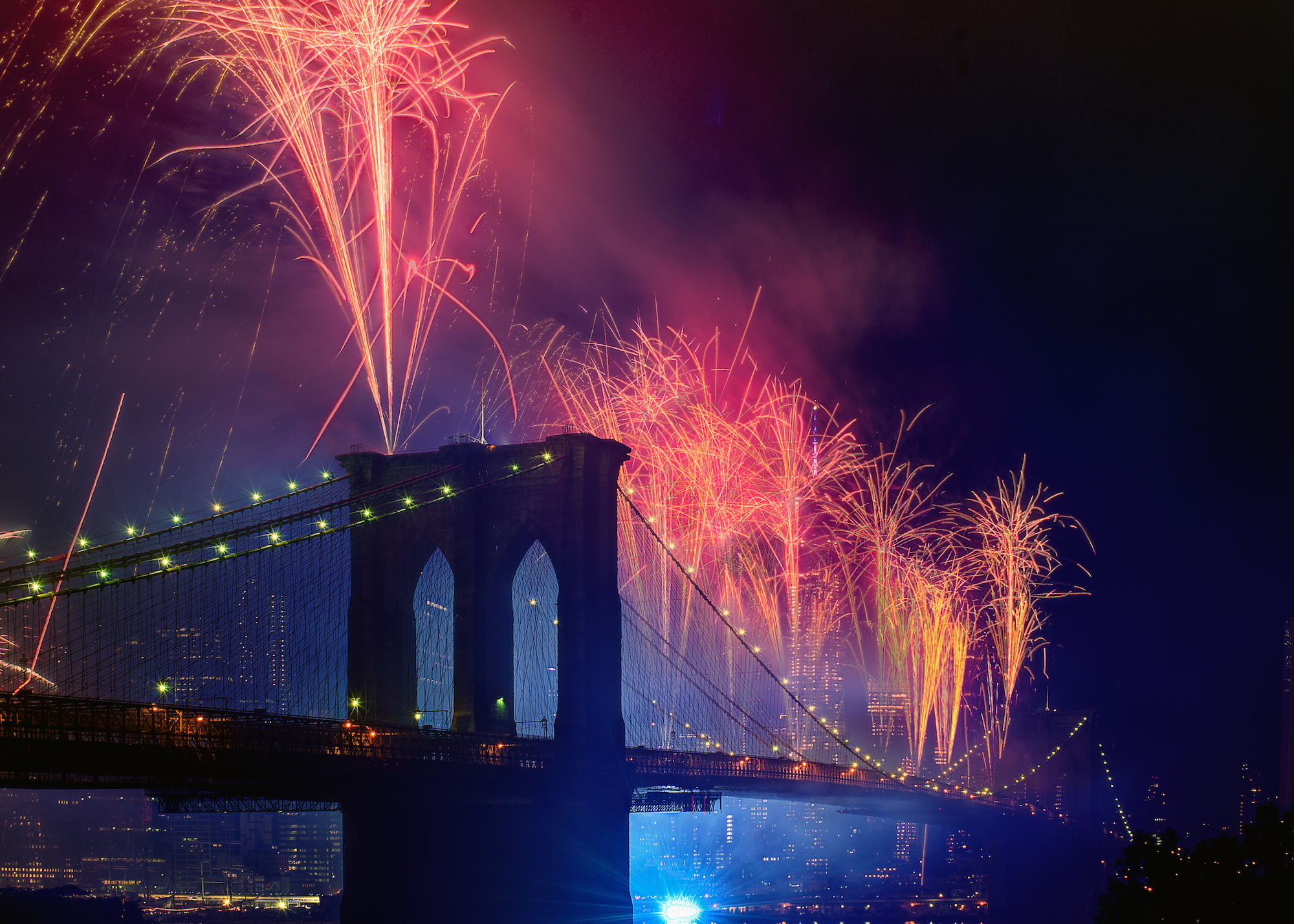 4th of July in NYC