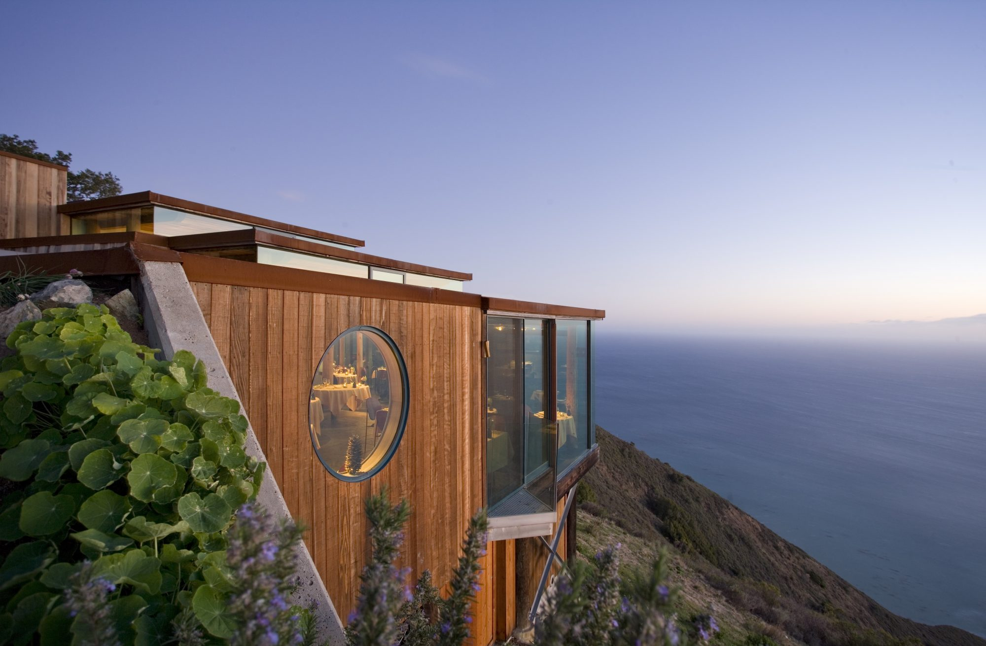 No. 17 Post Ranch Inn in Big Sur, California