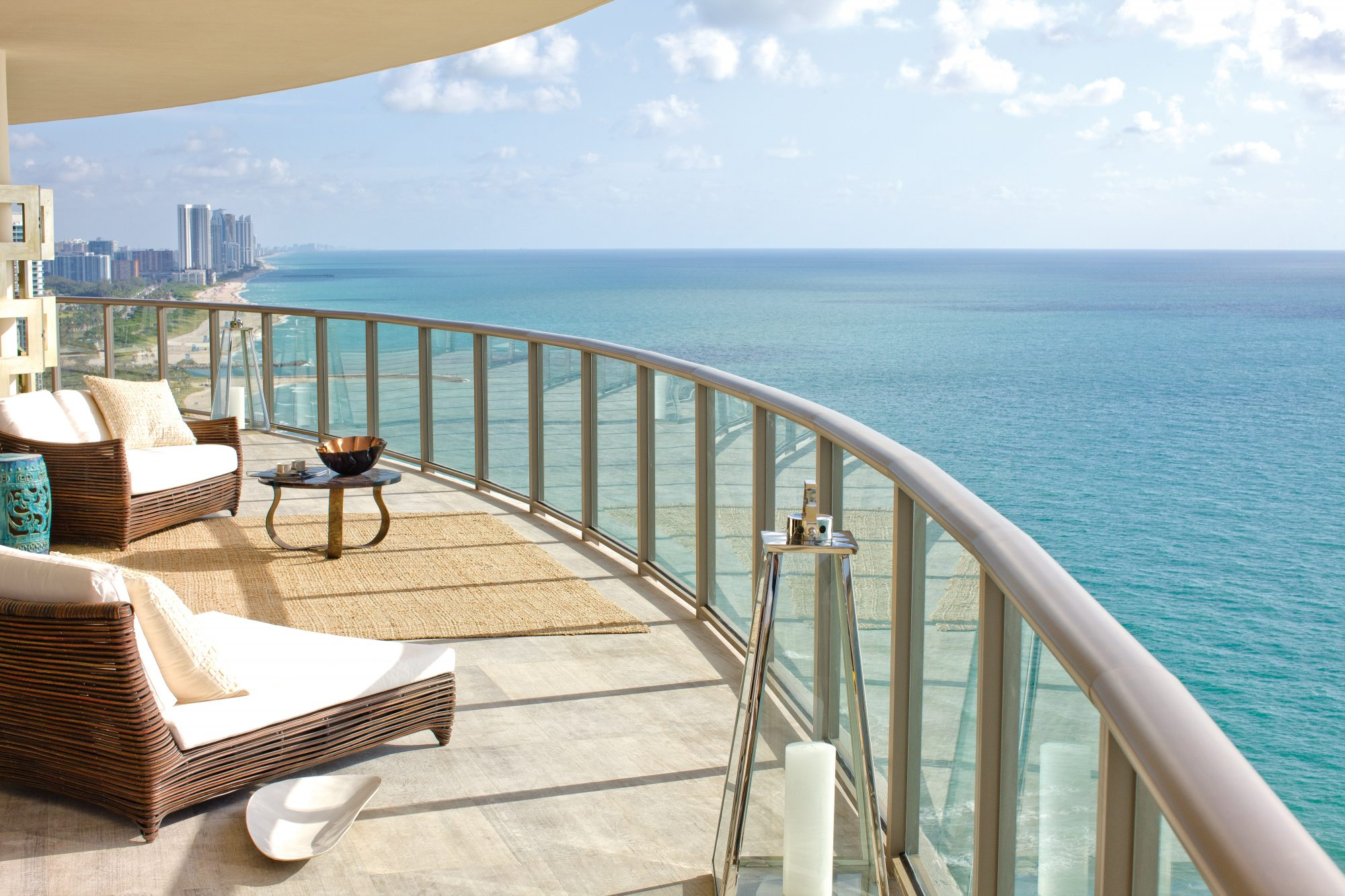 No. 24 St. Regis Bal Harbour Resort & Residences in Miami, Florida