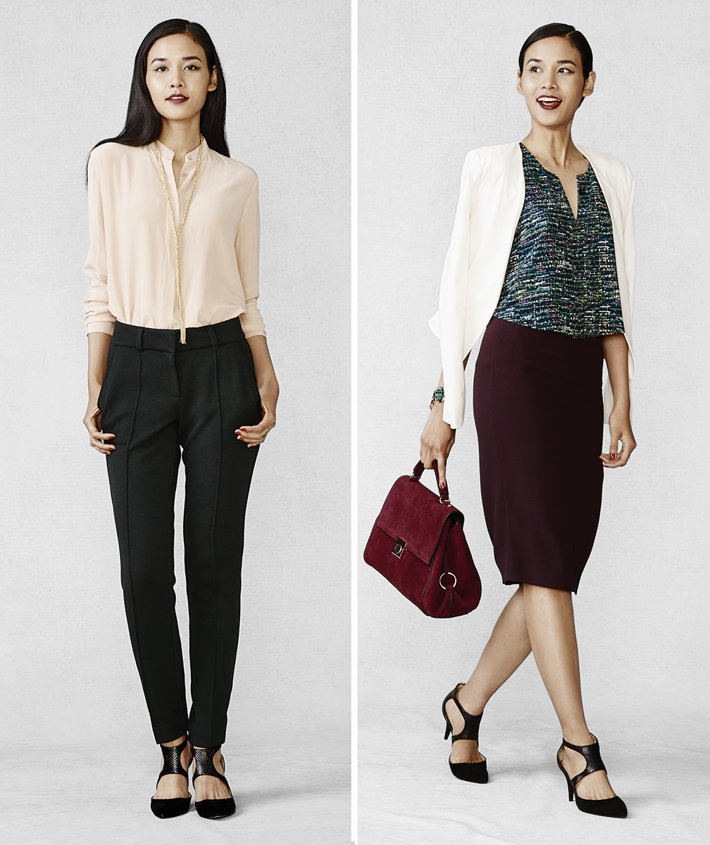 Use Separates Like Suits