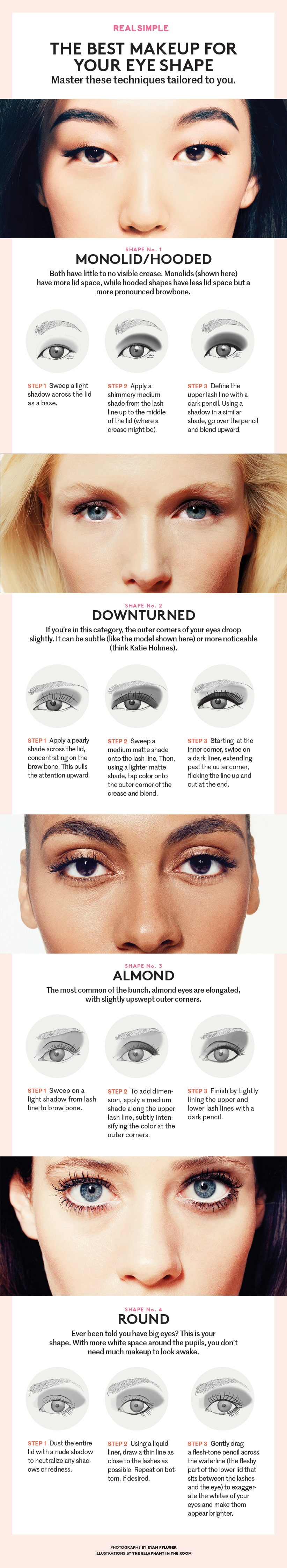 How to Do Makeup for Monolids or Hooded Lids, According to Makeup