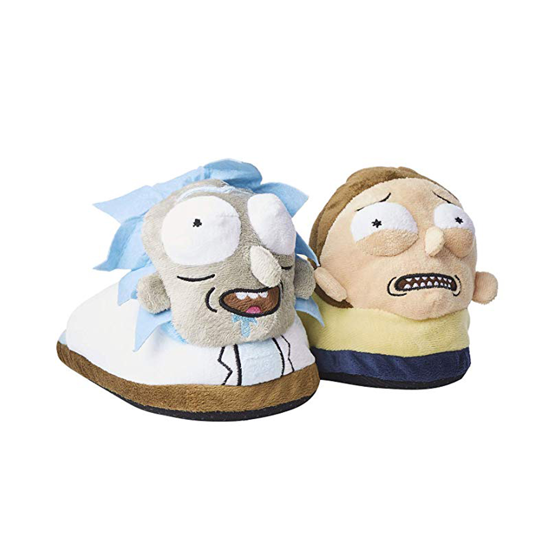 Funny gifts for men - Rick and Morty Slippers