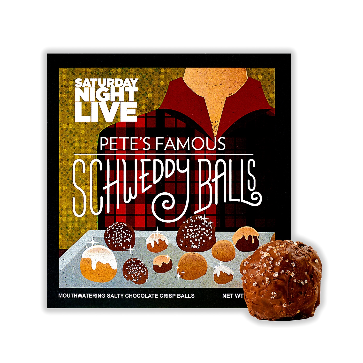 Funny gifts for men - Saturday Night Live Candy