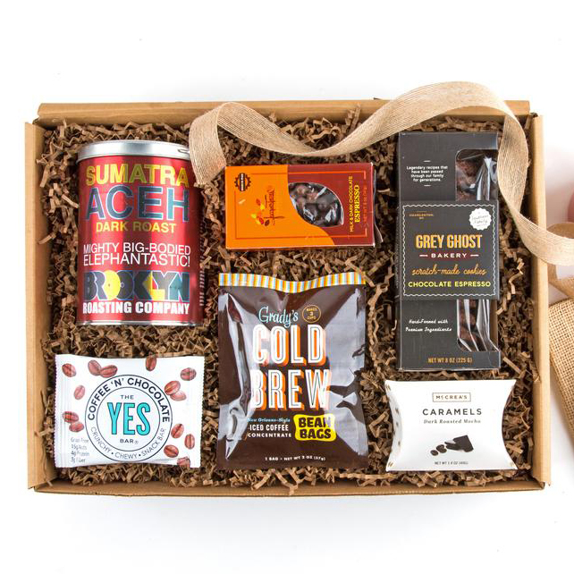 Mouth.com The Coffee Fix Gourmet Coffee gift box