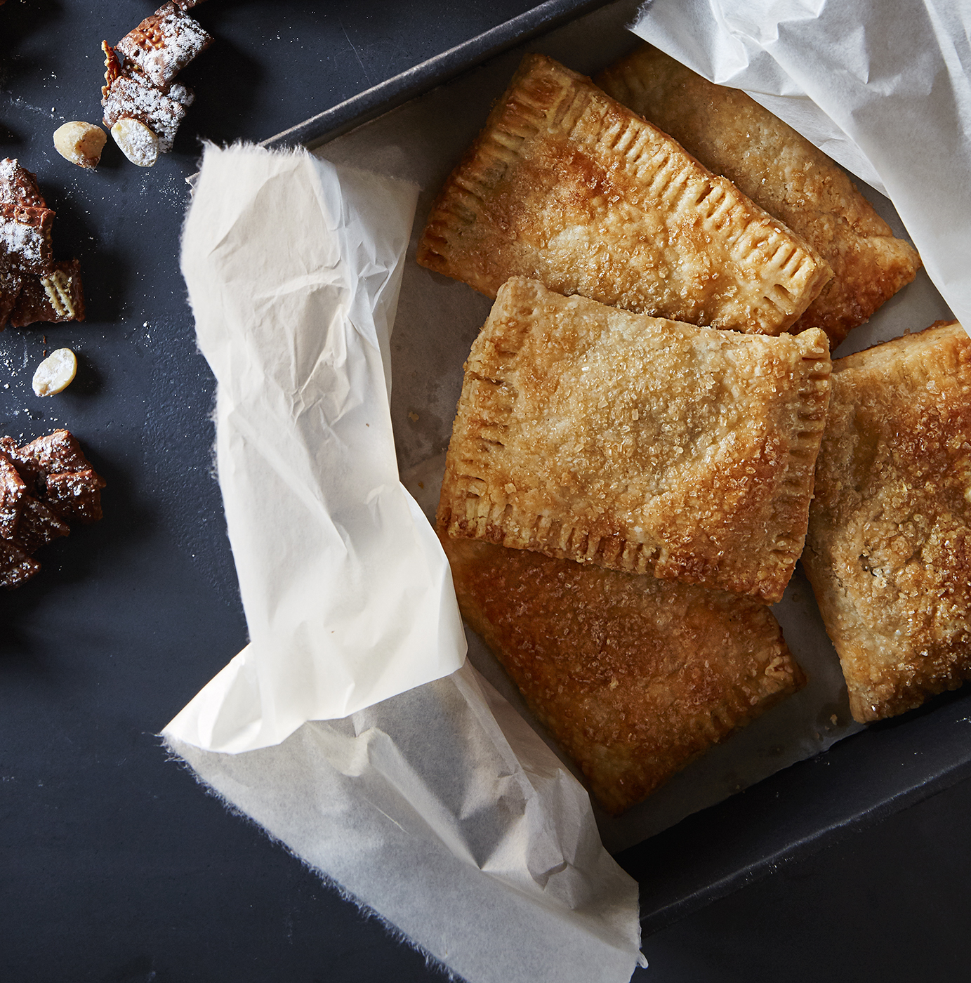 Food gifts: Spiced Cranberry Toaster Tarts
