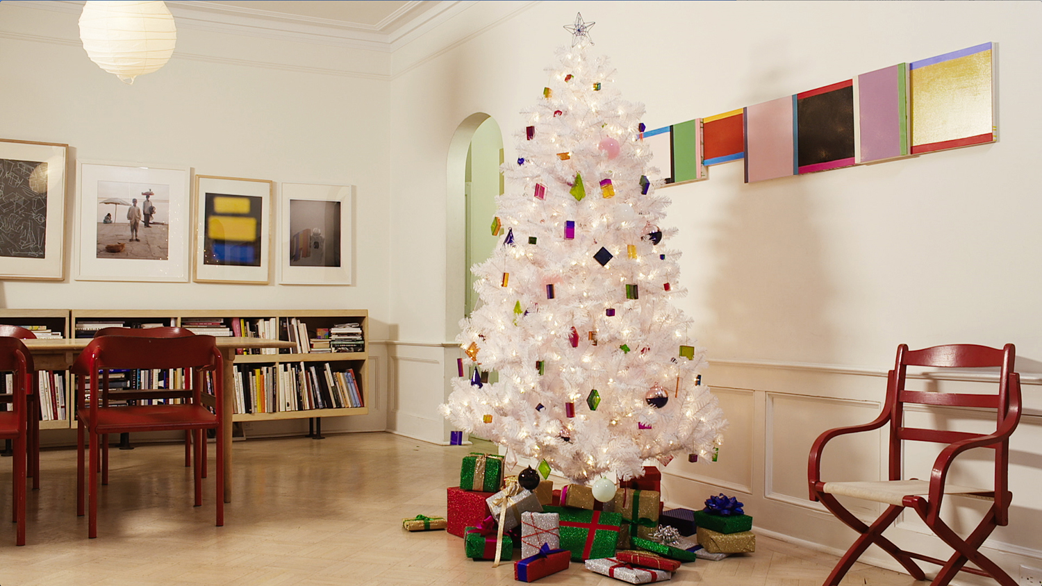 Jewel Box Christmas Tree