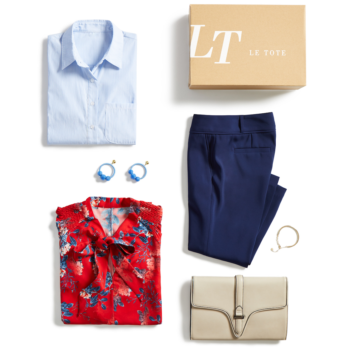 le tote fashion subscription box