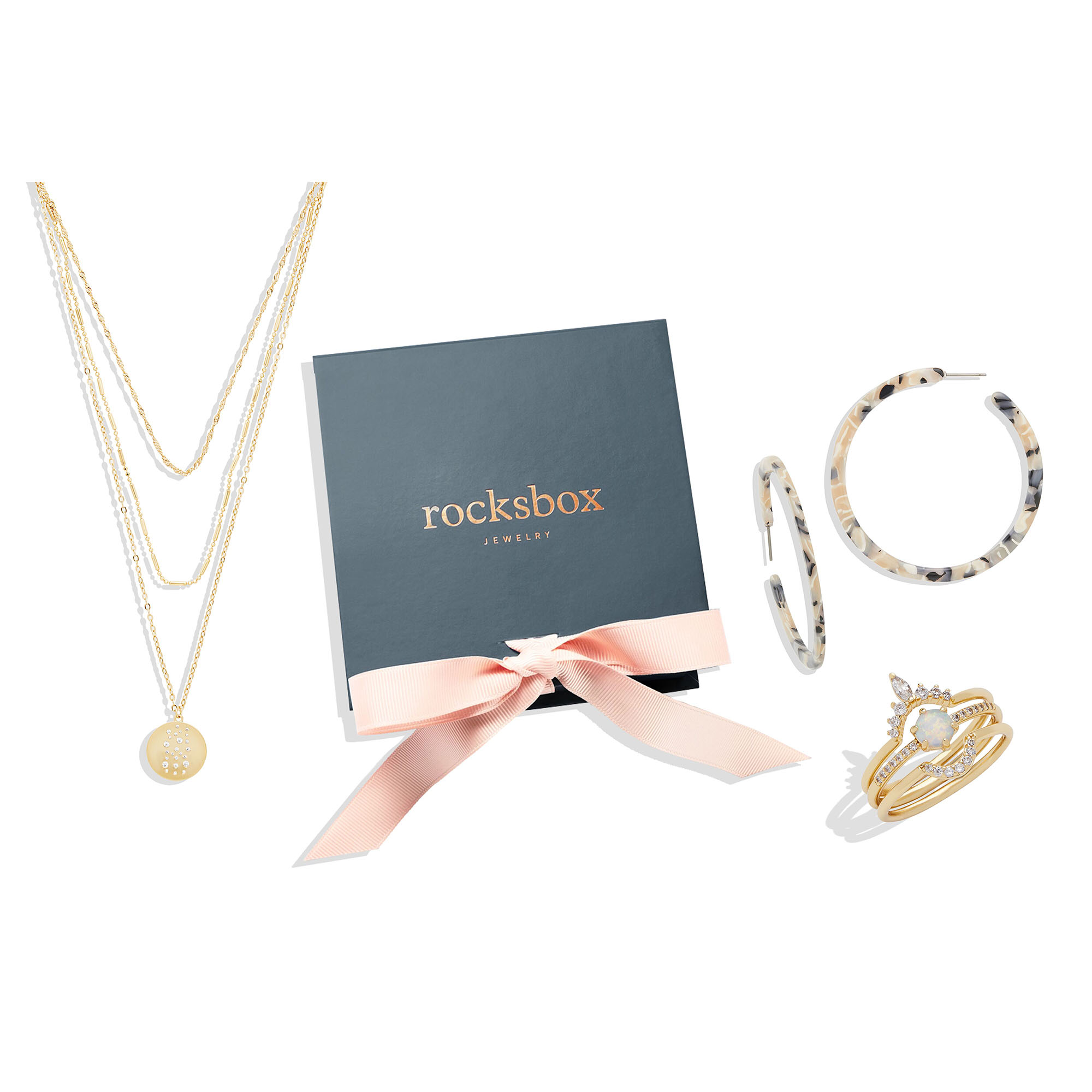 Rocksbox Subscription Box