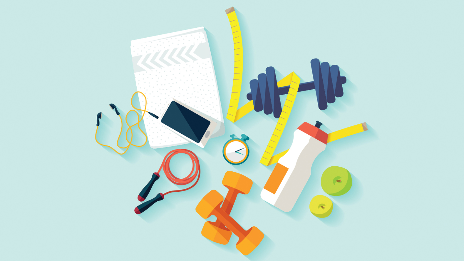 How to start working out (again) - creating an exercising regimen