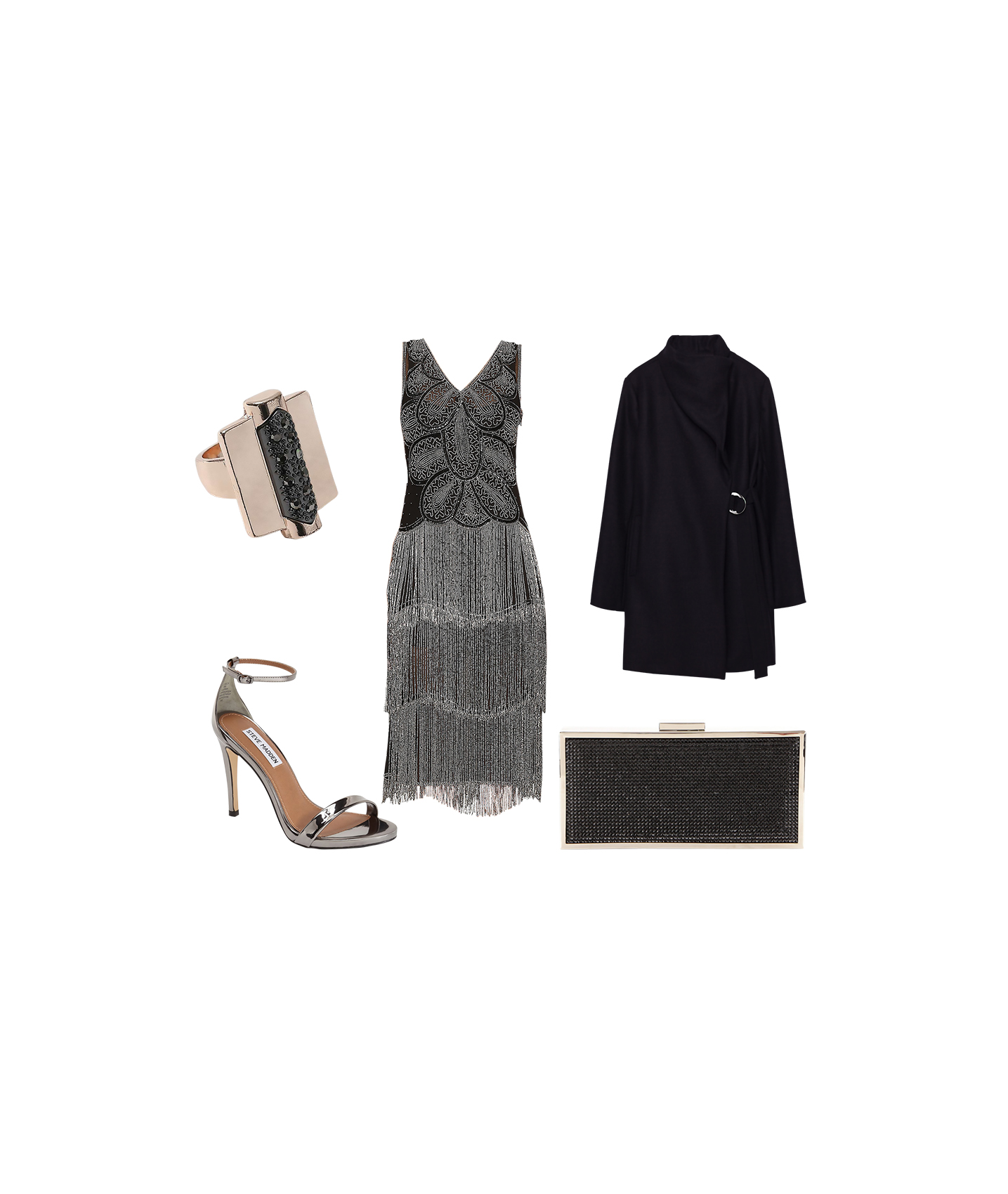 New Year's Eve Outfits - The Dress