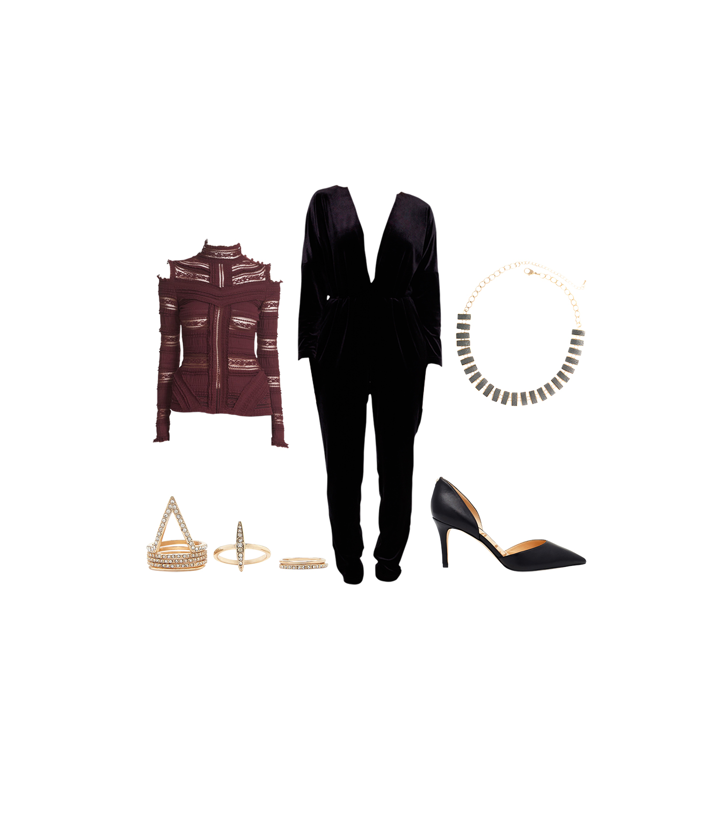New Year's Eve Outfits - the jumpsuit