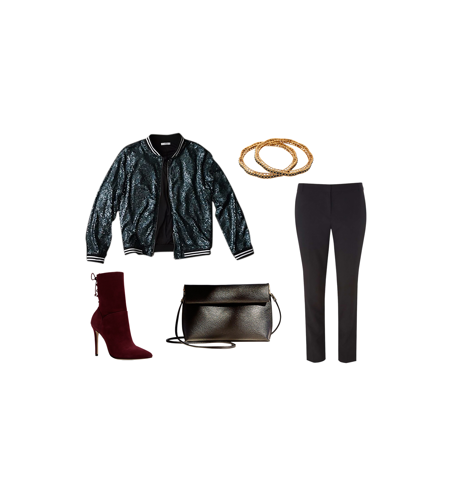 New Year's Outfits - The Jacket