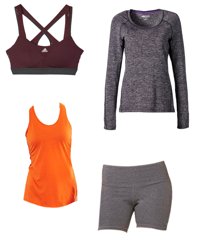 Circuit Works workout outfit