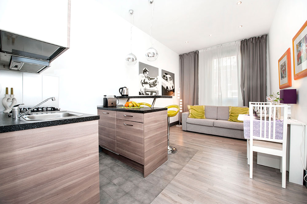 Brand New Mini Loft in Rome, Italy