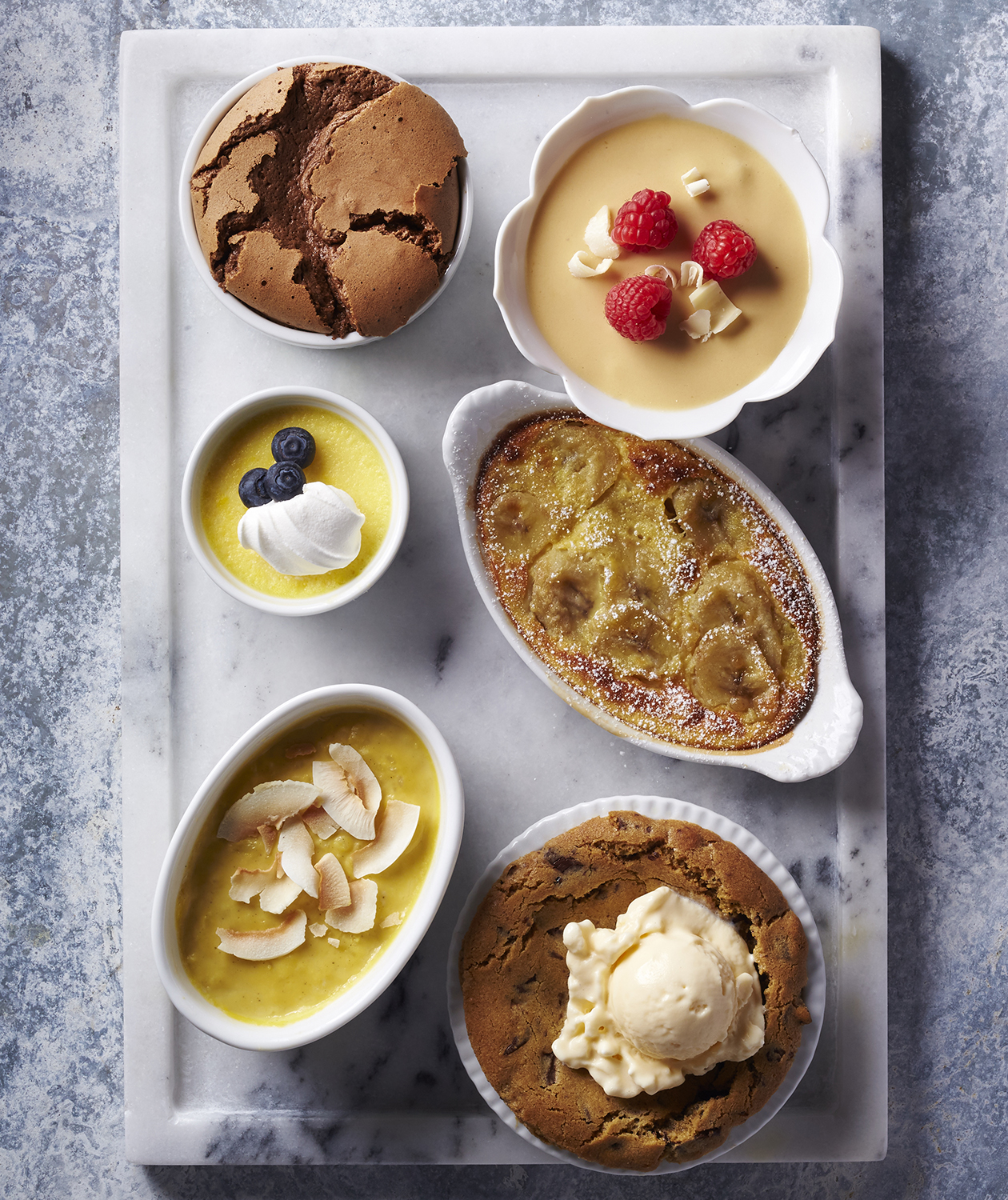 Ramekin Desserts group shot