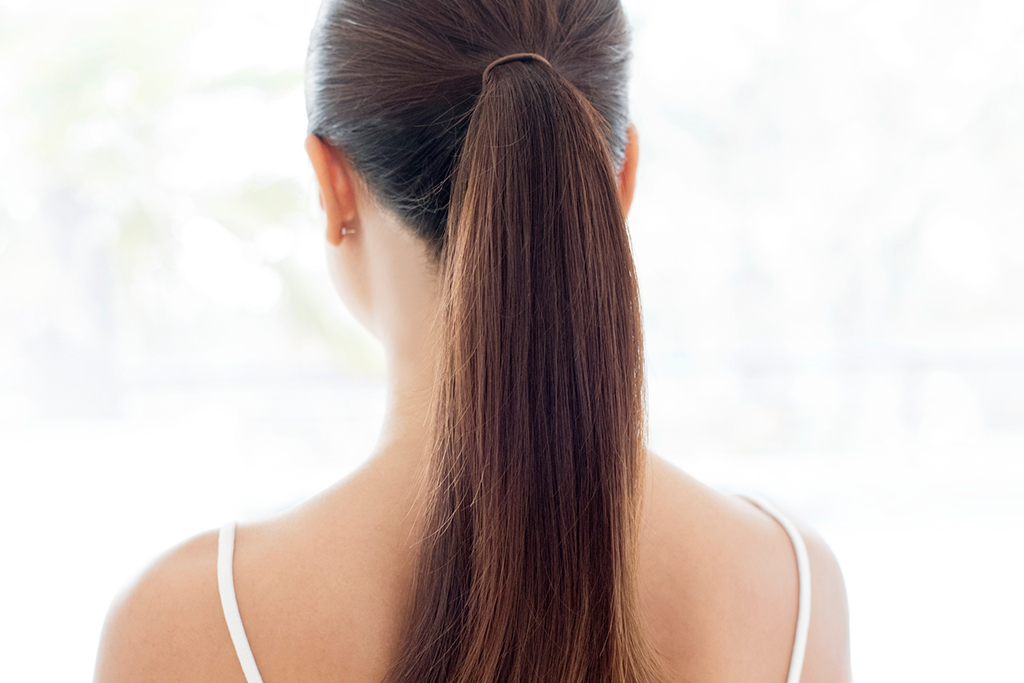 Winter beauty tips -- how to get rid of static in your hair