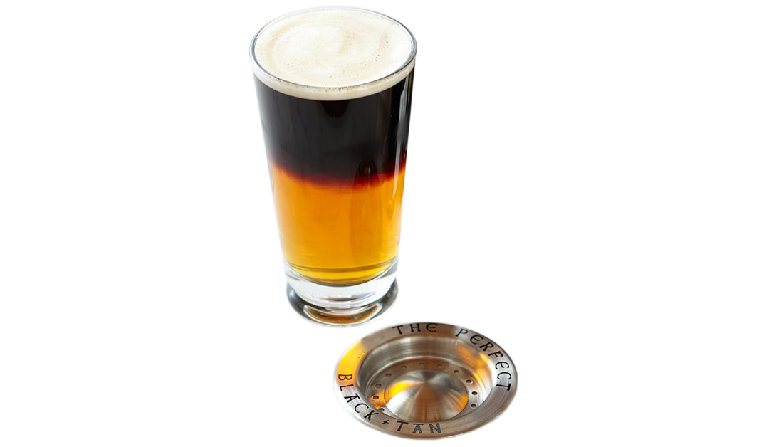 Perfect Black & Tan Beer Tool
