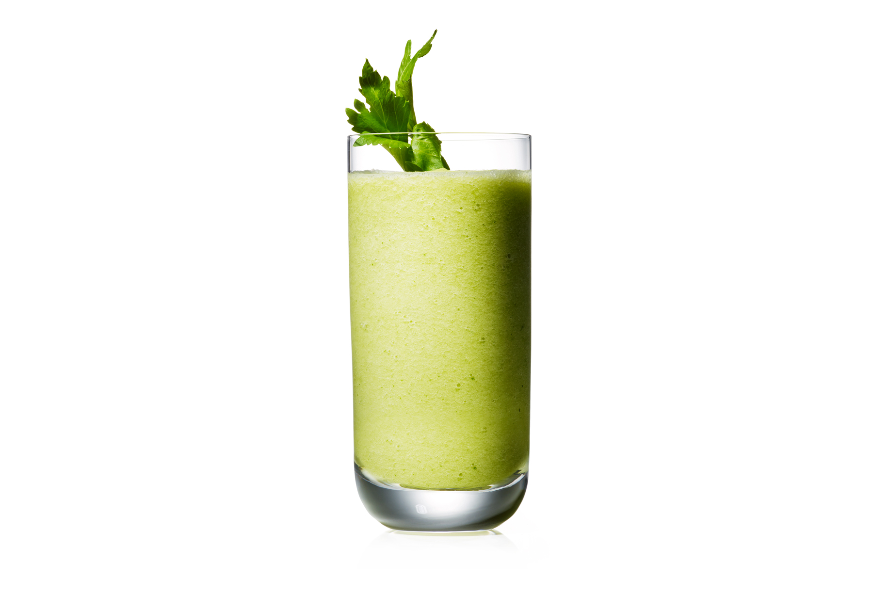 Celery, Cucumber, and 
