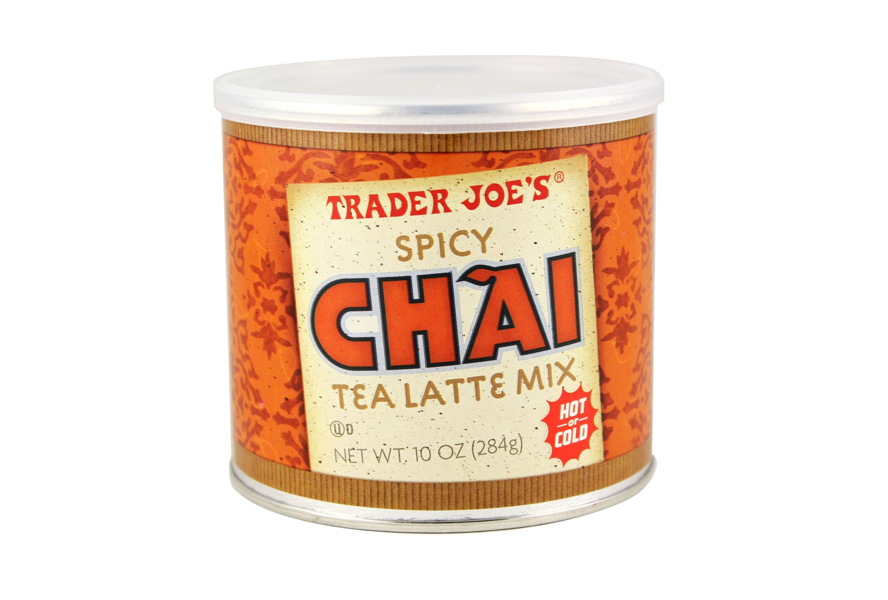 Trader Joe's products/editors' picks - Trader Joe's Spicy Chai Tea Latte Mix and Trader Joe's Spiced Chai Black Tea Liquid Concentrate