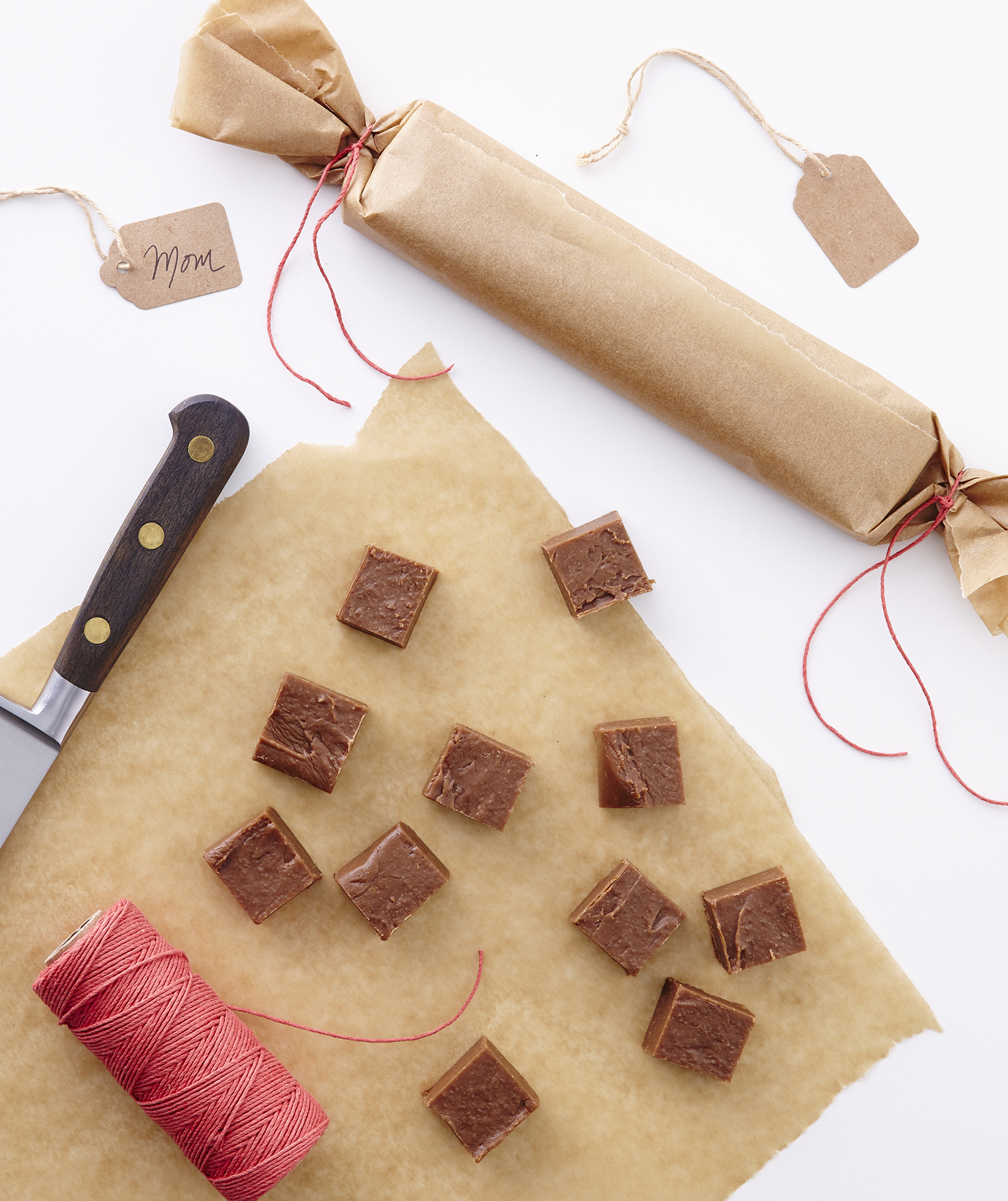 DIY Mocha Latte Fudge
