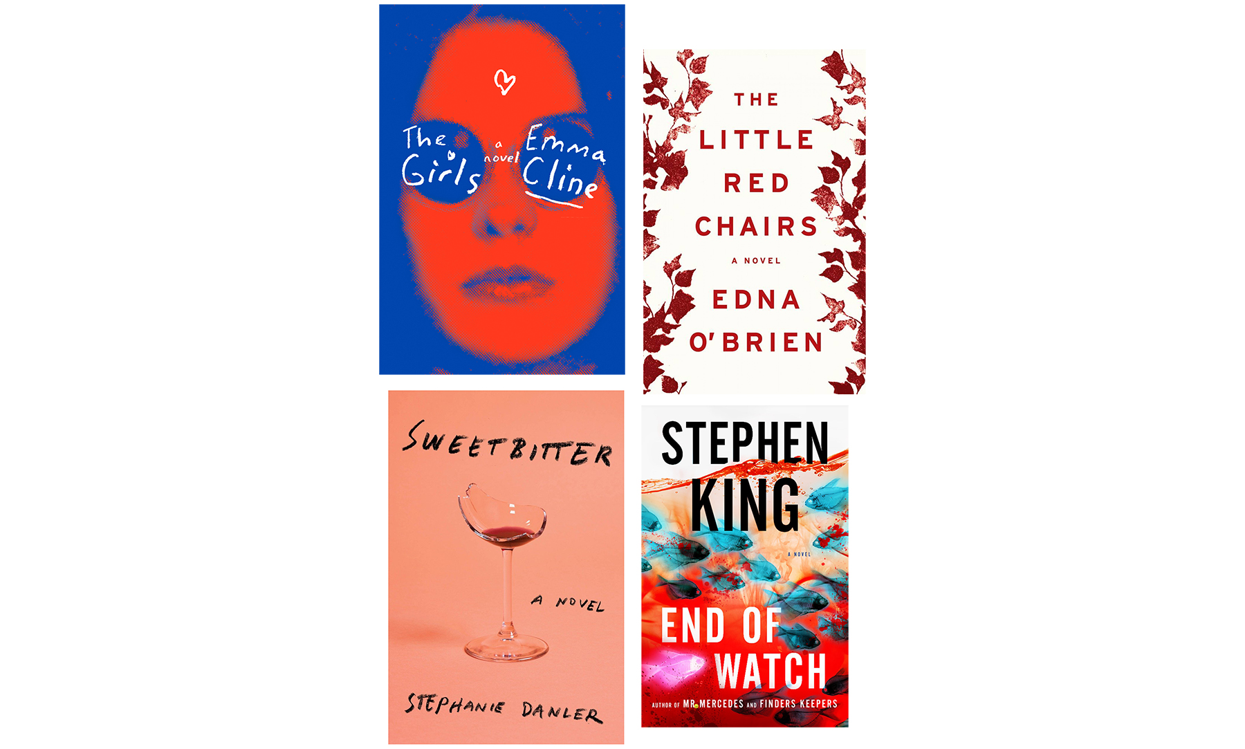 Hottest books on Book Marks