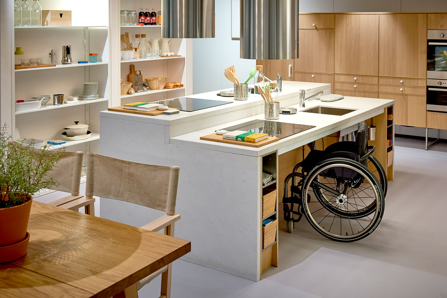 IKEA Kitchen Exhibit
