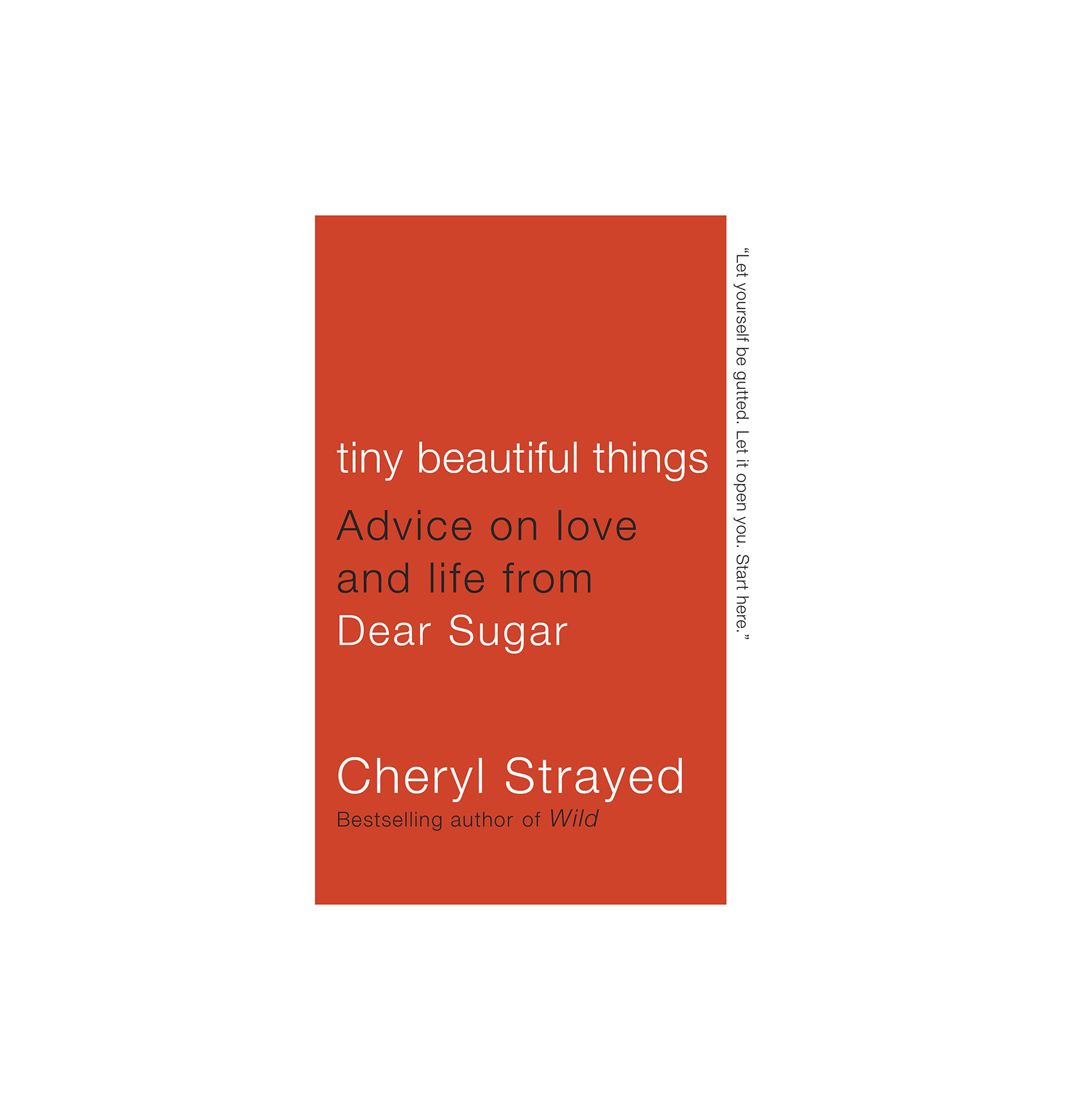 Tiny Beautiful Things: Advice on Love and Life From Dear Sugar, by Cheryl Strayed