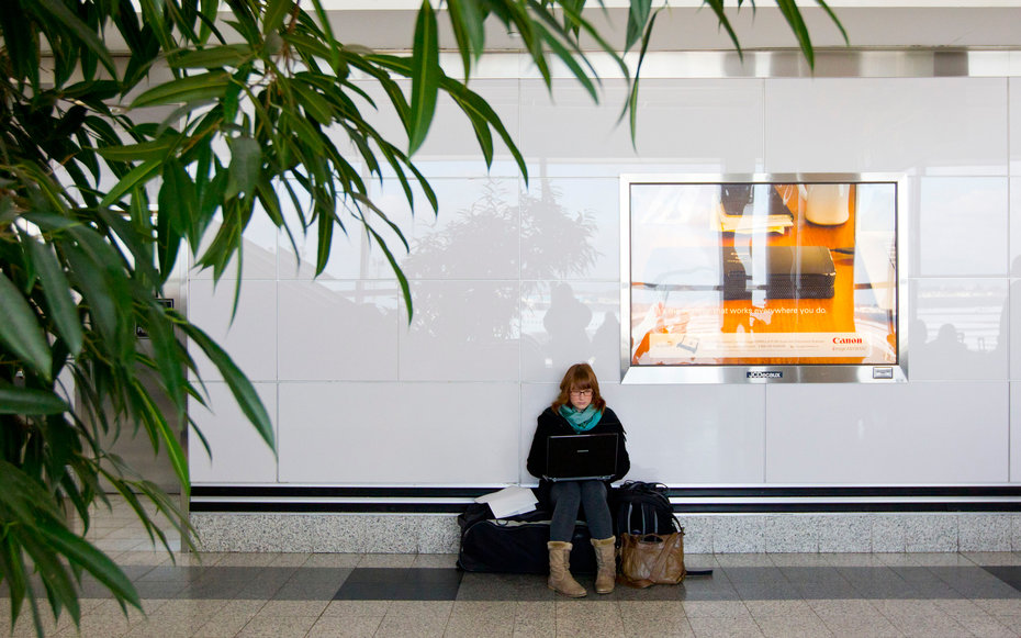 Airports With Wi-Fi Access