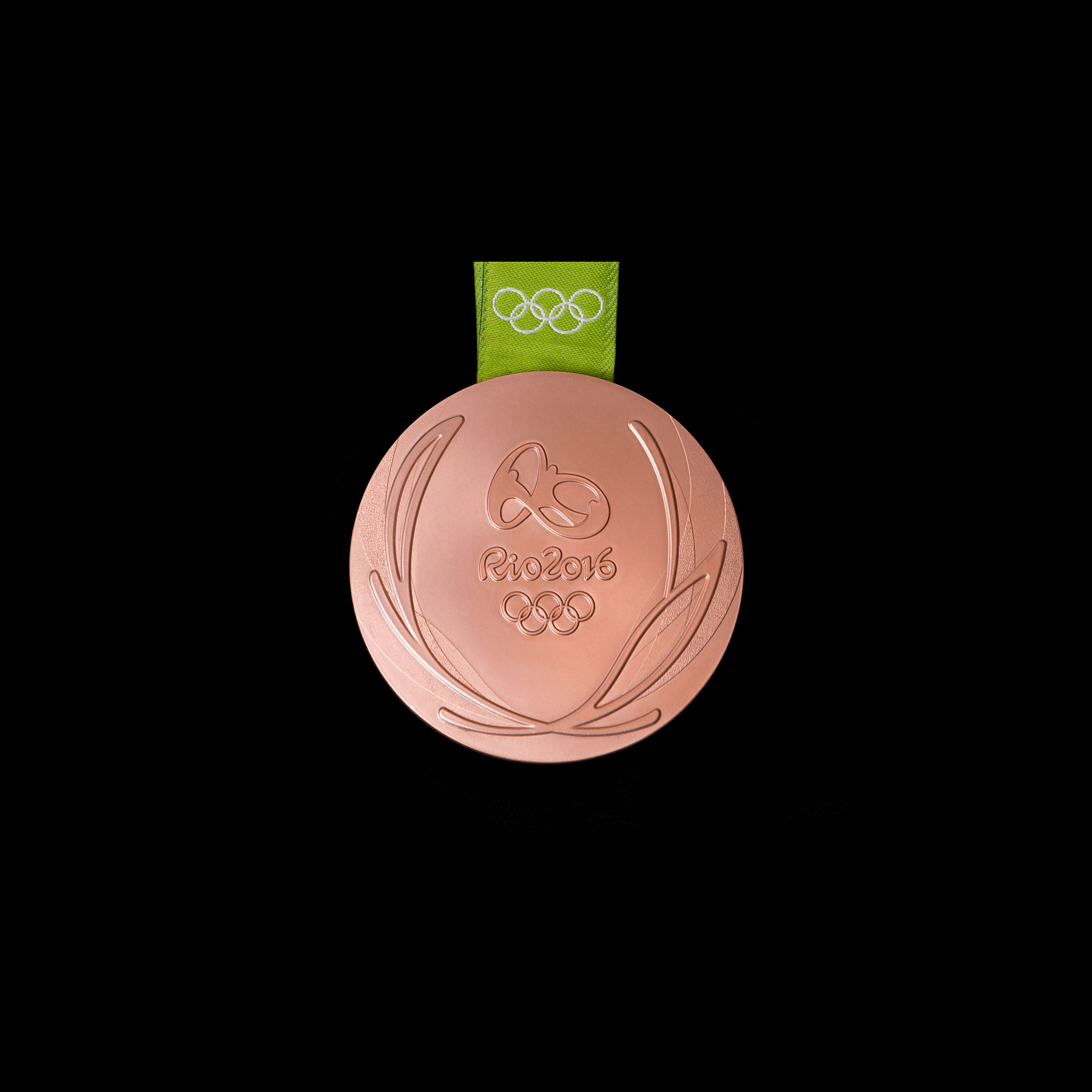 Olympic bronze medal, Rio 2016