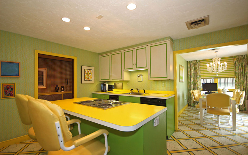 Time Capsule Home Kitchen