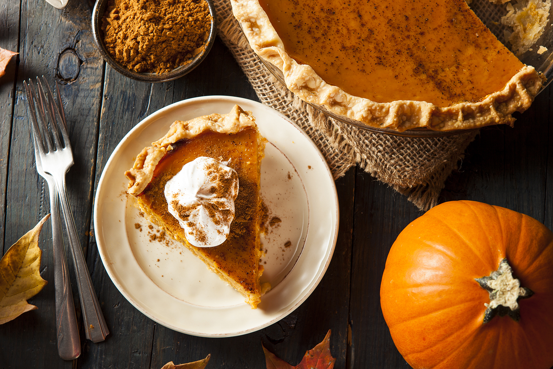 Does pumpkin pie need to be refrigerated? - freezing vs. refrigerating pumpkin pie