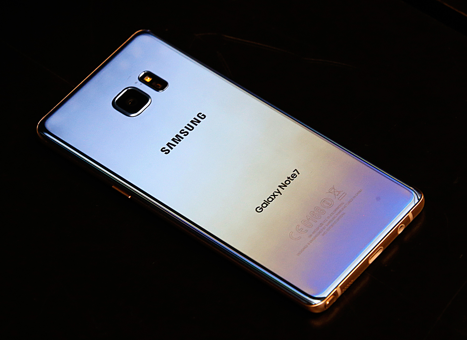 Samsung Galaxy Note 7 Refund