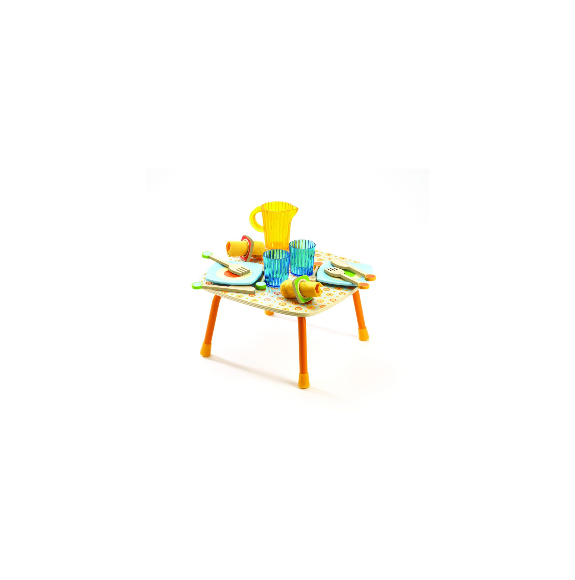 Lunch Table Toy Set