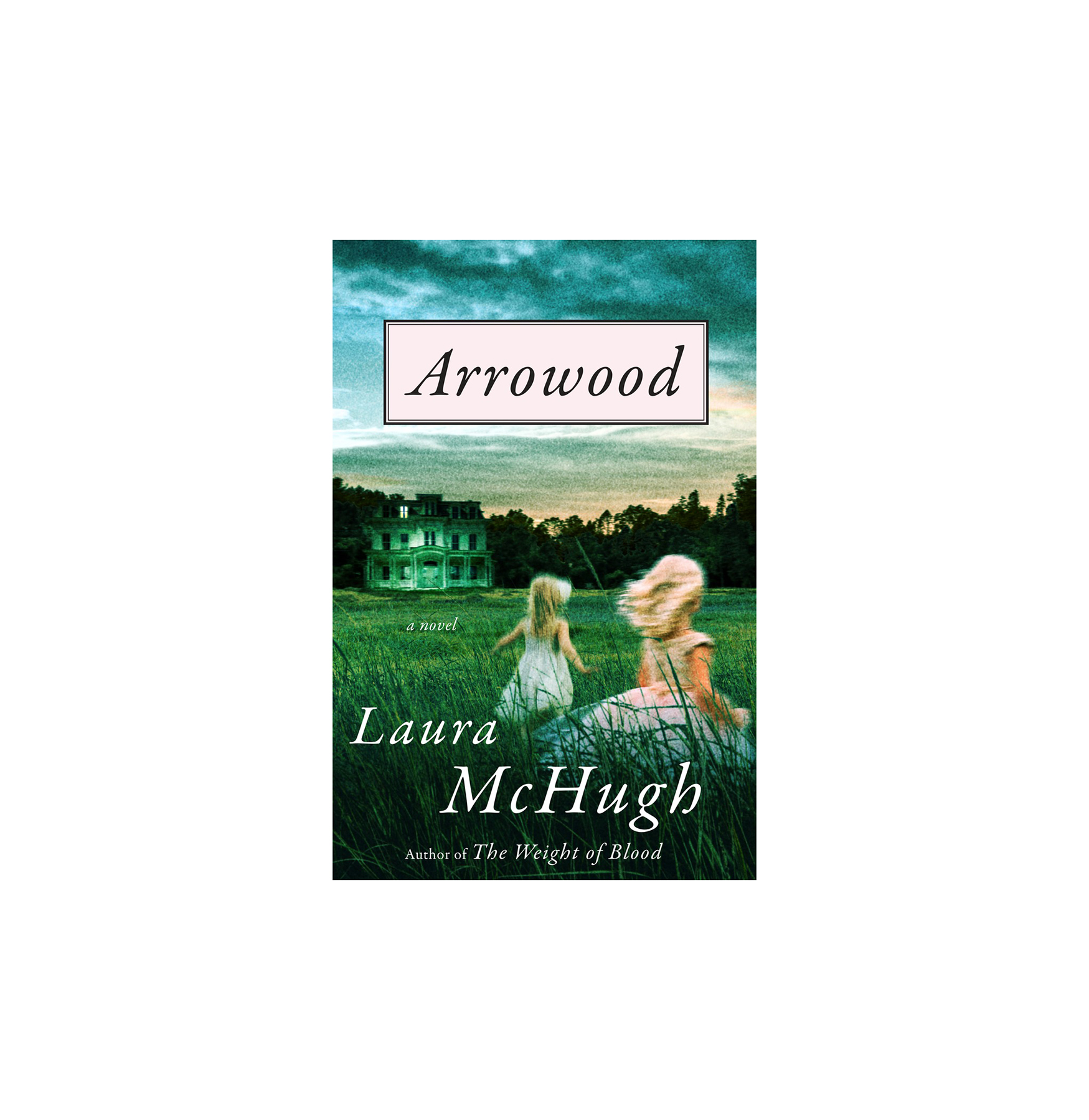 Arrowood, by Laura McHugh