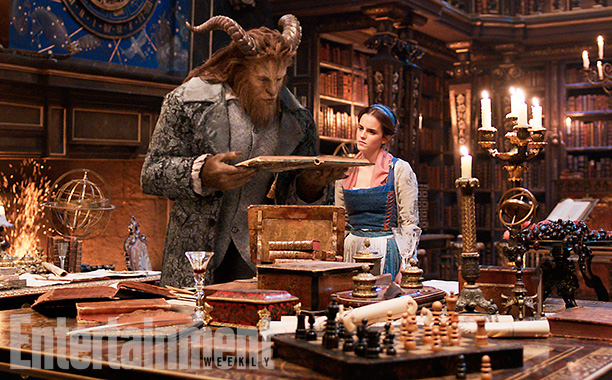 Belle and the Beast Reading