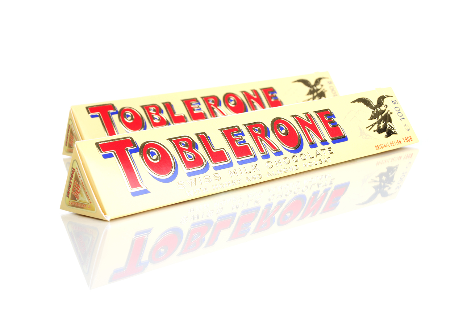 Toblerone Changing Shape and People Are Not Happy