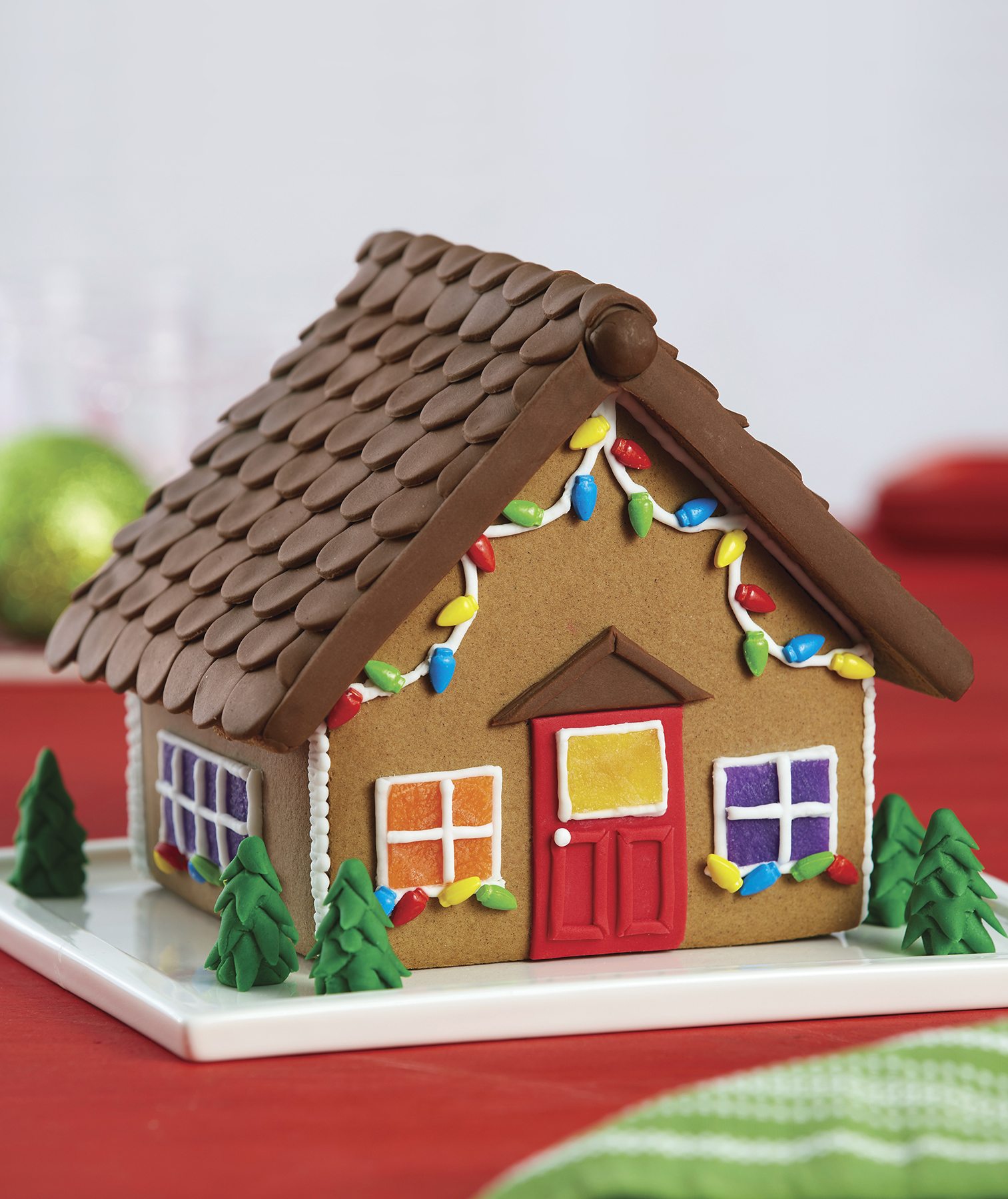 Michaels Gingerbread House