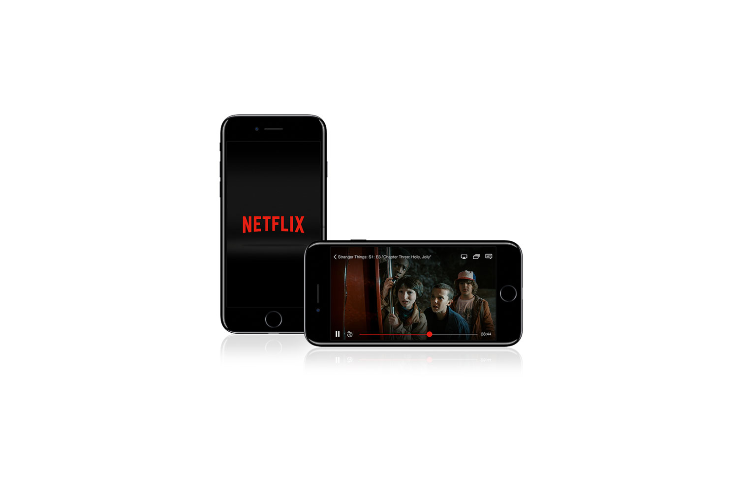 Netflix Streaming on iPhone