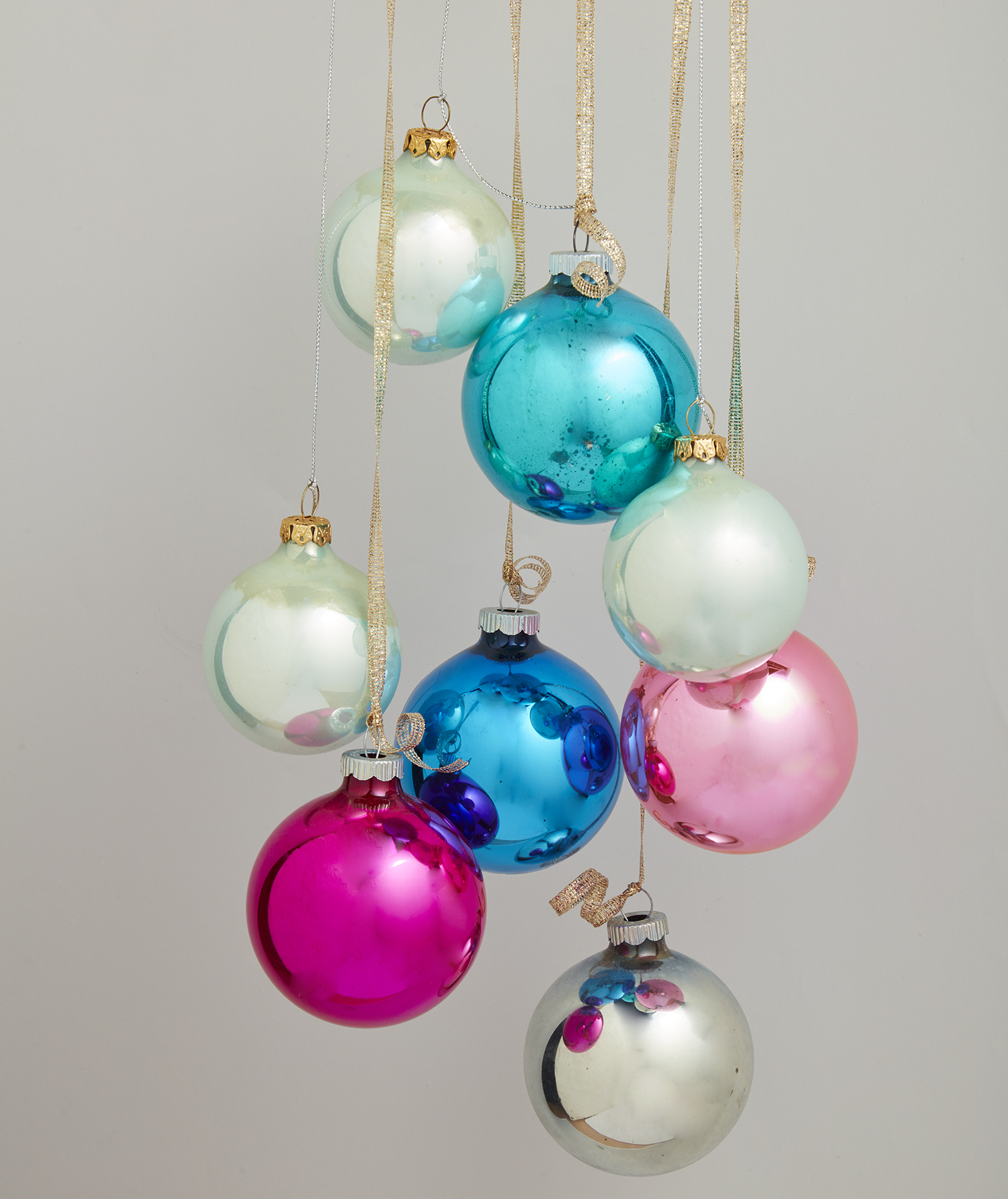 Hanging Ornament Cluster